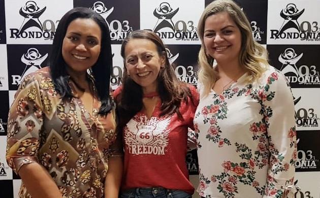 Violência Doméstica – Vereadora Ada Dantas Boabaid concede entrevista em Rádio e debate sobre o tema