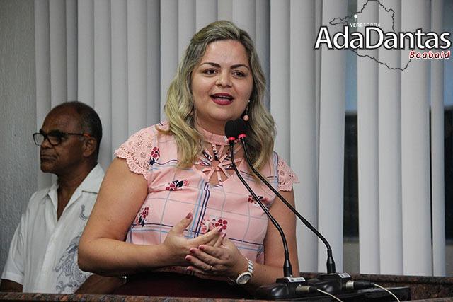 Vereadora Ada Dantas sai em primeiro lugar em pesquisa de intenção de voto para vereador em  Porto Velho