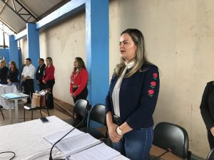 SALAS TEMÁTICAS – VEREADORA ADA DANTAS FAZ HOMENAGEM APROFESSORES E ALUNOS DO COLÉGIO MARIANA