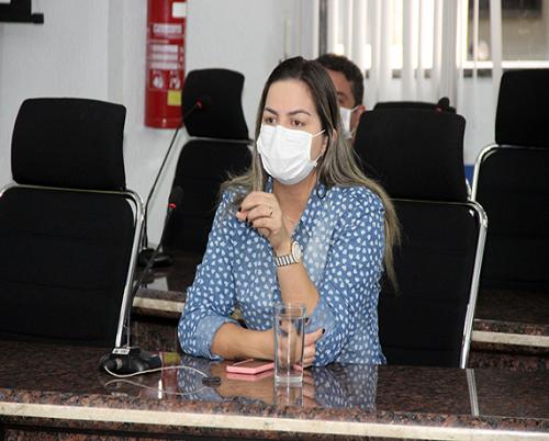 COVID-19: Ada Dantas sugere suspensão das cobranças de água e energia em PVH