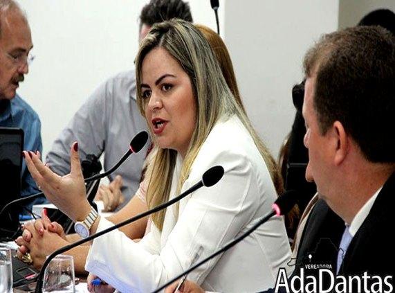 Ada Dantas cobra atitude do prefeito quanto a prevenção do coronavírus