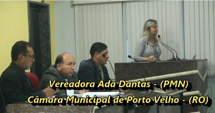 COSIP – Ada Dantas requer fim da taxa abusiva de iluminação pública- VÍDEO