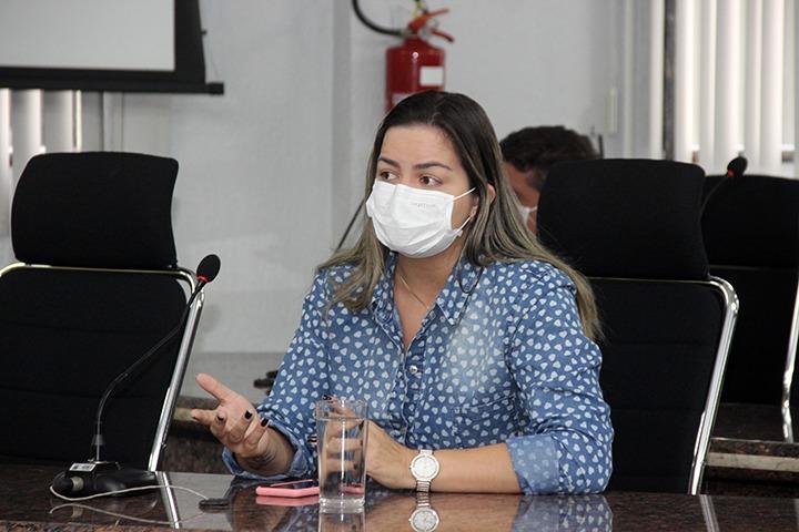 COVID – 19 – Vereadora Ada Dantas é contra o fechamento de comércios